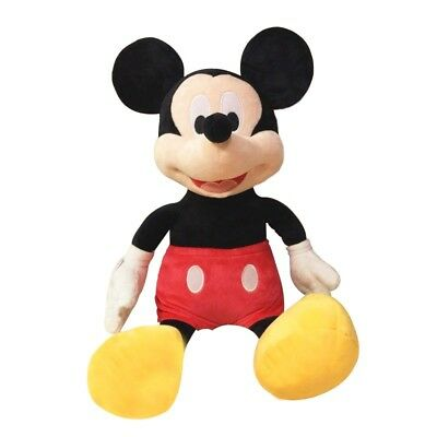 Mickey Mouse Plush Toy Minnie Mouse Soft Doll 40cm Disney Birthday Gift Stuffed