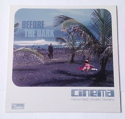 Cinema Recorded Music Library – Before The Dark LP (VG+) Funk / downtempo