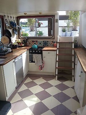 Dutch Barge Houseboat 3 Beds (with optional Windsor or Hampton mooring)