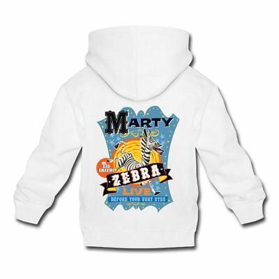 DreamWorks Madagascar Marty Kinder Premium Hoodie von Spreadshirt®