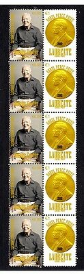 Jimmy Carter Nobel Peace Prize Strip Of 10 Stamps 3