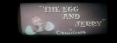Tom & Jerry SCOPE Cartooon Super 8 The Egg And Jerry