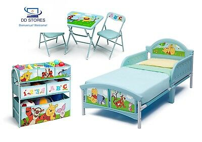 Delta Children Chambre Tout-en-Un Winnie l'Ourson