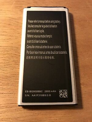 Samsung Galaxy S5 - 2800 mAh Replacement Battery