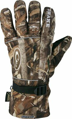 Drake Waterfowl DW4502 LST Refuge HS™ GORE-TEX® Gloves - Realtree Max-5