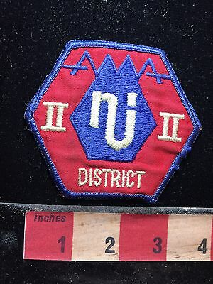 District II New Jersey Patch 74K7