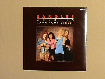"Bangles - Walking Down Your Street (7"" Vinyl Single)"