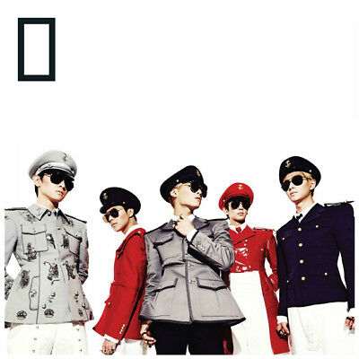 SHINEE [EVERYBODY] 5th Mini Album CD+64p Photobook+Card+Bookmark K-POP SEALED