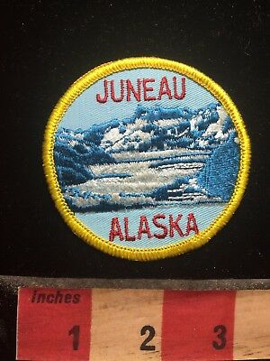 Juneau Alaska Patch 77T2