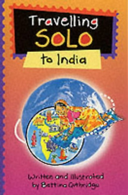 Travelling Solo to India (Travelling solo), Good Condition Book, Guthridge, Bett