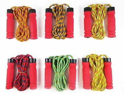 Soft Handle Or Wooden Handle High Skipping Rope For Kids And Adults