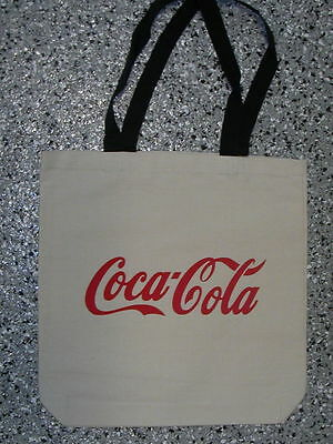 *COCA-COLA Tote Bag (Beach, Grocery, Book or Whatever Bag)  *SHIPS FREE