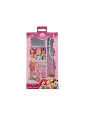 Disney - TOTAL PRINCESS LIPGLOSS COMPACT CASE 12 pz Disney 4038033934548 S050302