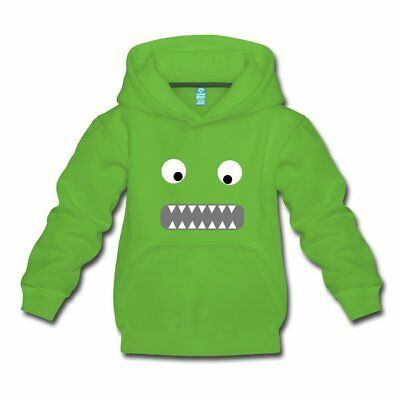 Mr. Monster Kinder Premium Hoodie von Spreadshirt®