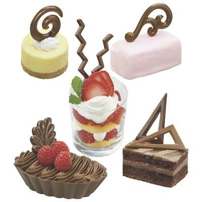 NEW Wilton Dessert Accents Candy Moulds By Spotlight