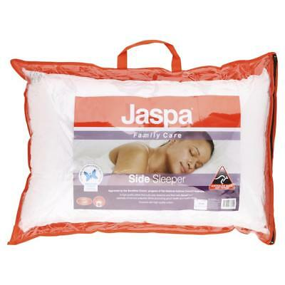 NEW Jaspa Family Care Side Sleeper Pillow By Spotlight