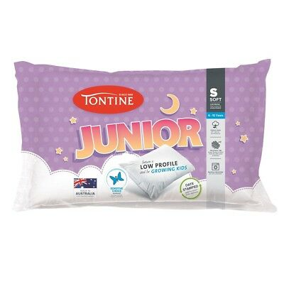 NEW Tontine I'm Still Growing Up Soft / Low Kids Pillow By Spotlight