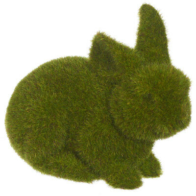 NEW Crouching Moss Bunny By Spotlight