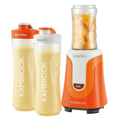 NEW Kambrook Blitz2go Personal Blender By Spotlight