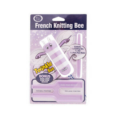 NEW French Knitting Bee By Spotlight