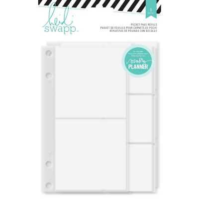 NEW Heidi Swapp Page Protectors 2 Inch & 3 Inch By Spotlight