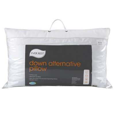 NEW Ever Rest Alternative To Down Pillow By Spotlight