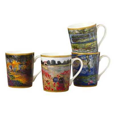 NEW Casa Domani Impressions Monet Mug Set By Spotlight