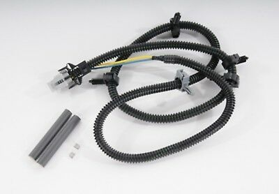 fits 2001 2009 Pontiac Aztek Montana ACDELCO GM new abs wheel speed sensor wire harness for impala sts cts srx h2 Wiring Harness 2010 ABS Fusion at reclaimingppi.co