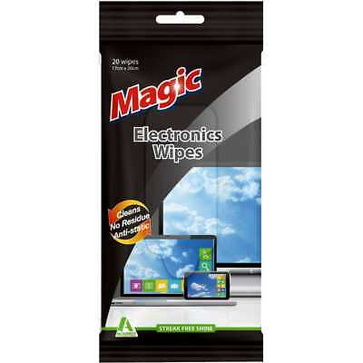 NEW Magic Electronic Wipes By Spotlight
