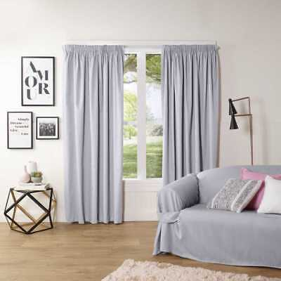 NEW Gummerson Caine Pencil Pleat Curtain By Spotlight
