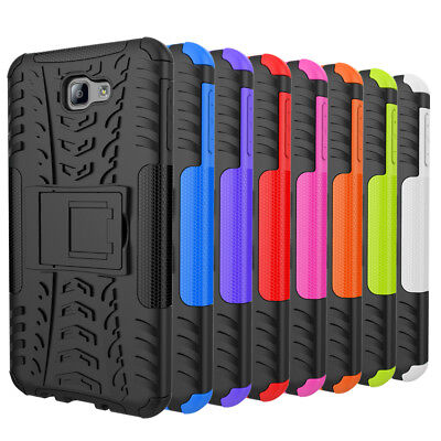 Rugged Heavy Duty Stand Shockproof Hybrid Hard Case Cover For Samsung Galaxy