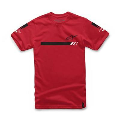 NEW Alpinestars GP Tee T-Shirt Red from Moto Heaven