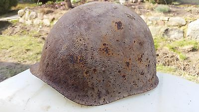 WWII WW2 Original Russian Helmet SSH-40