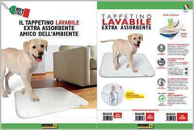 Mat Washable Reusable Extra Absorbent For Pee Dogs And Puppies