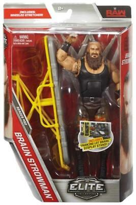 WWE Mattel Elite Collection 52 Braun Strowman Wrestling Figure