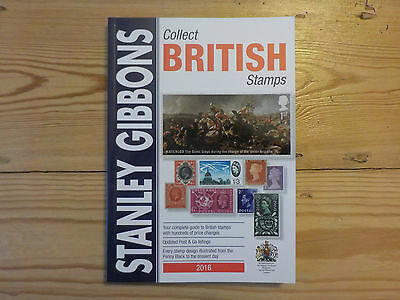 2016 Collect British Stamps by Stanley Gibbons