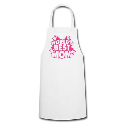 World's Best Mom Kochschürze von Spreadshirt®