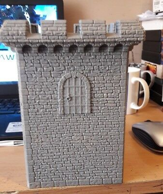 Warhammer Fortress Siege Tower Section Fantasy or LOTR Scenery
