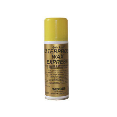 Gold Label Waterproof Wax Express Aerosol
