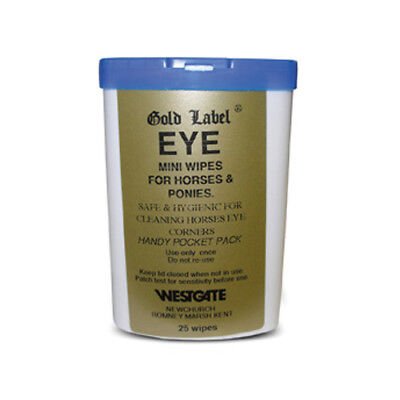 Gold Label Eye Wipes