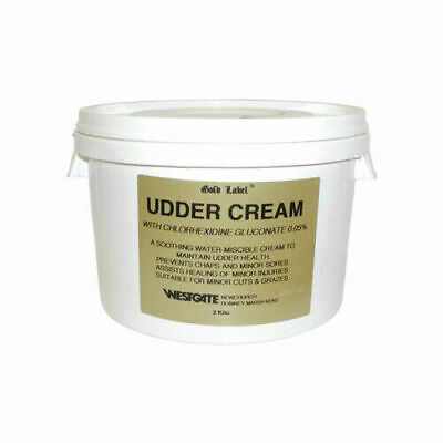 Gold Label Udder Cream - Soothing & Antibacterial