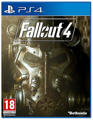 Ps4 Fallout 4 Brand New