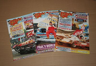 Stock Car Magazine x 3, 2011 (WF Special, October, November)