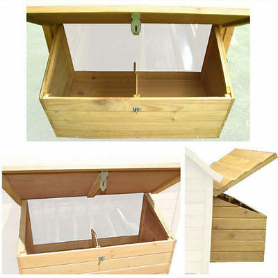 Nest Box For Chicken Coop Hen House Poultry Home Coup + House / Ark / Hut Range