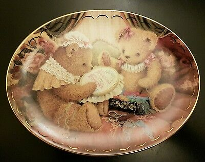 Franklin Mint Sue Willis Friends are Fur-ever forever Plate