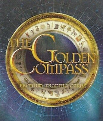 24 Pack / Packs Lot Sealed Golden Compass Inkworks Kidman Craig