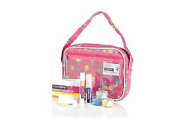 All Natural Play Makeup Bag by Pure Poppet Makeup for Kids