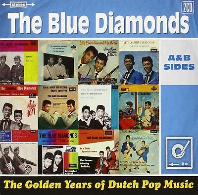 The Blue Diamonds - The Golden Years Of Dutch Pop Music - 2CD