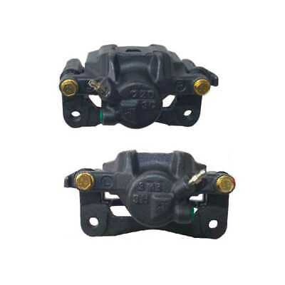 New Pair of Rear Left and Right Brake Calipers Set fits 2004-2010 Toyota Sienna