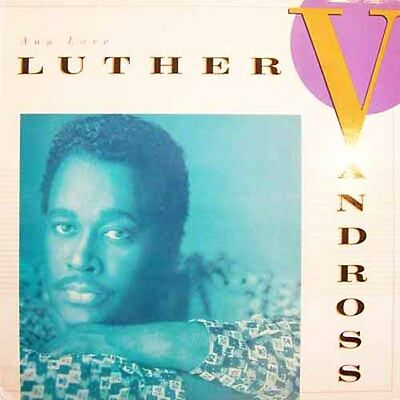 Luther Vandross – Any Love (Epic, 462908 1)